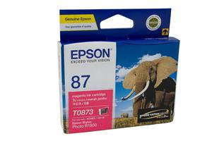 Product image: Epson T087 Series Ink Cartridges
