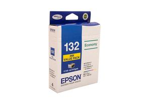 Product image: Epson 132 Series Ink Cartridges