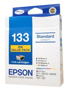 Product image: Epson 133 Series Ink Cartridges