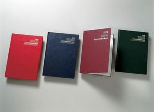 Product image: Wildon Appointment Books