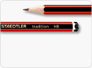 Product image: Staedtler Traditional Graphite Pencils