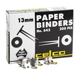 Product image: Celco Paper Binders