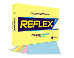 Product image: Reflex A4 Coloured Paper