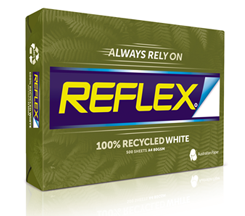 Product image: Reflex A4 Recycled White