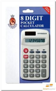Product image: Sovereign Calculators