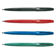Product image: Pentel S520 Sign Fibre Tipped Pens
