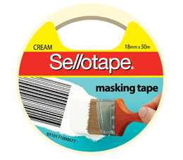 Product image: Sellotape Masking Tapes