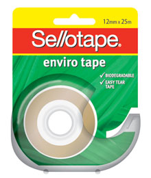 Product image: Sellotape Clear Enviro Tape