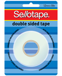 Product image: Sellotape Double Sided Tape