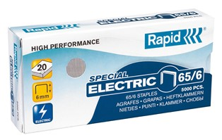Product image: Rapid Electric Stapler Staples
