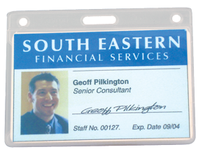 Product image: Kevron ID Security Cards