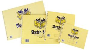 Product image: Spirax Yellow Cover Wire Bound Notebooks