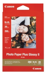Product image: Canon Plus Glossy II Photo Paper