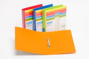 Product image: Bantex 2D 25mm Fruit Colour Insert Binders