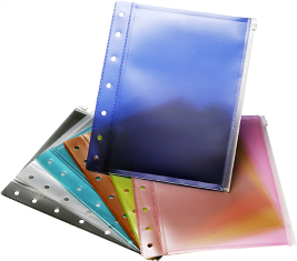 Product image: Colby Folder Friendly Storage Pockets