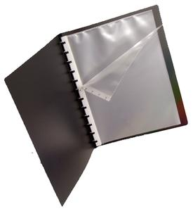 Product image: Colby A4 P-249A Quick Transfer Display Books