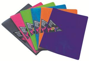Product image: Colby A4 P-248A Translucent Display Books