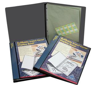 Product image: Colby 252A Fixed Pocket Display Books