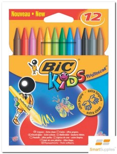 Product image: Bic Crayons