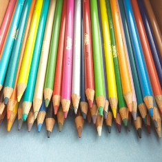 Product image: Crayola Coloured Pencils