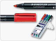 Product image: Staedtler Permanent Markers