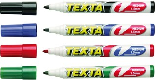 Product image: Texta WB1 Whiteboard Marker