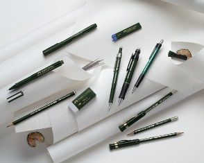 Product image: Faber-Castell Lead Pencils & Refills