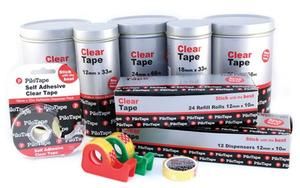 Product image: Pilotape Clear Tape & Dispensers
