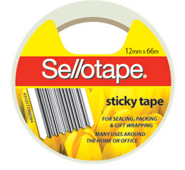 Product image: Sellotape Clear Tape
