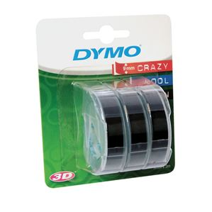 Product image: DYMO Embossed 9mm X 3M Tapes