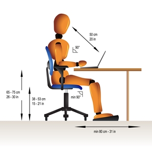 Product image: Ergonomic / Wellness Solutions