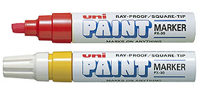 Product image: Metallic & Paint Markers