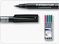 Product image: Staedtler Lumocolor All Purpose OHP Pen