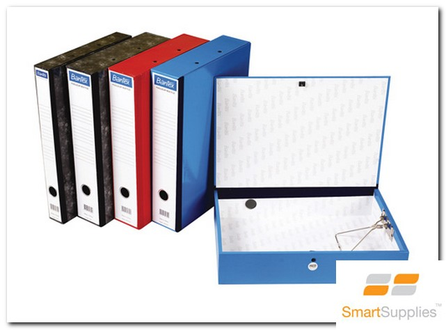 Bantex 70mm box files smartsupplies office supplies reheart