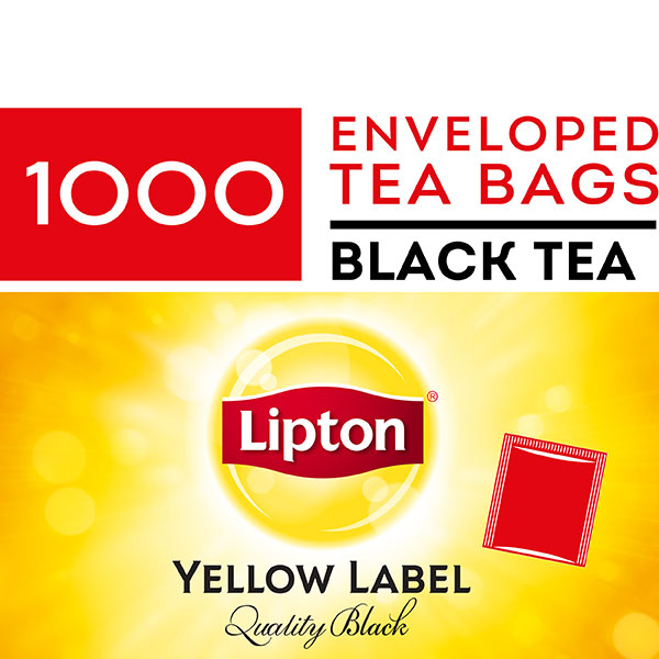 Product image: Lipton Tea Bags Yellow Label - (Envelope)