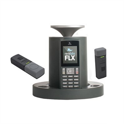Product image:  Revolabs FLX™ 2 Channel Analog Conference Phone