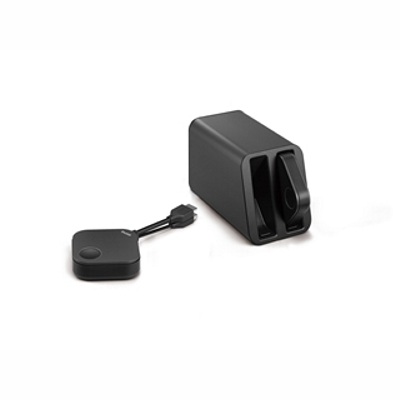 Product image: BENQ InstaShow Button Kit – 2 x Buttons, 1 x Cradle