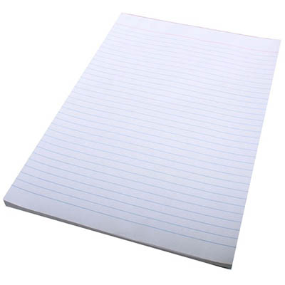 Product image: Writer 70GSM 70 Sheet A4 Executive Bond Pads