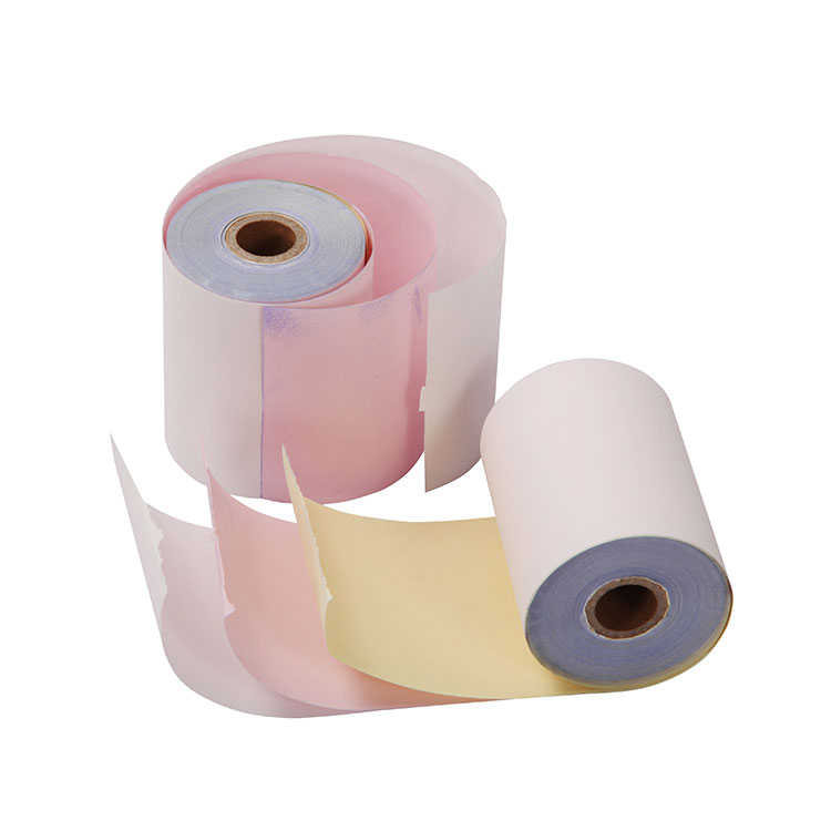 Product image: Cash Register / Kitchen Roll 3 Ply 76 X 76mm