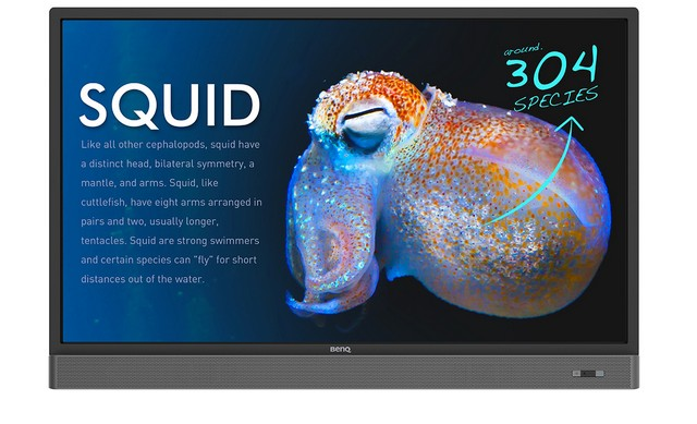 Product image: Benq RP553K Interactive Flat Panels 55 Inch