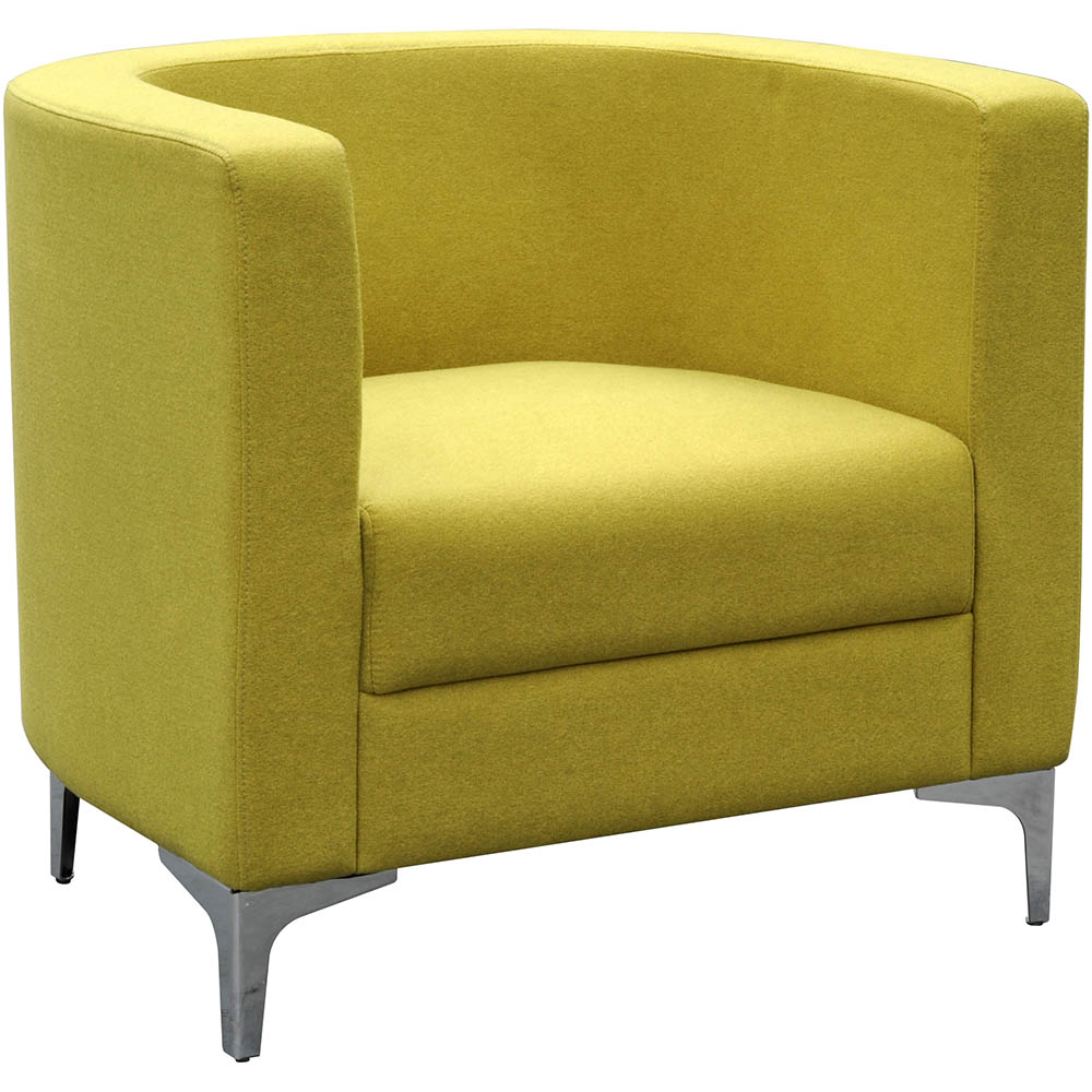 Product image: Miko Single Seater Sofa Chair Green