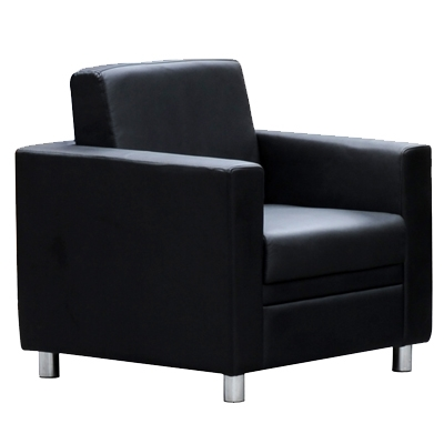 Product image: Marcus Lounge Single Seater Black