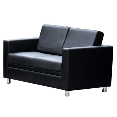 Product image: Marcus Lounge Two Seater Black