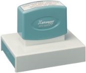 Product image: Custom Xstamper N28 100X65mm Extra Large Message Stamp