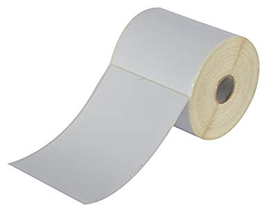 Product image: Direct Thermal 50mm x 100mm Permanent Adhesive Labels (500 Labels per Roll)