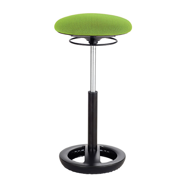 Product image: Safco Twixt Active Seating Chair Extended Height Green