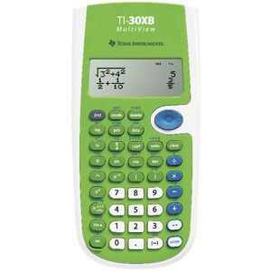 Product image: Texas Instruments Ti30Xb Multiview Scientific Calculator