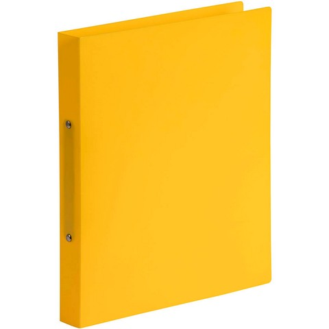 Product image: Avery 47702 Binder Moulded 2 Ring 25Mm A4 200 Sheets Yellow