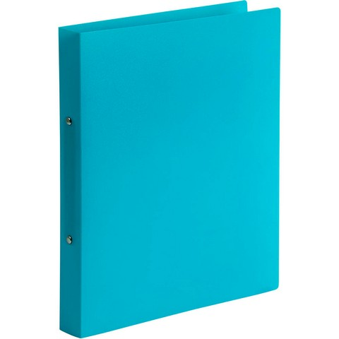 Product image: Avery 47703 Binder Moulded 2 Ring 25Mm A4 200 Sheets Blue
