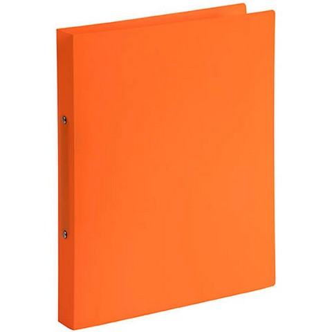 Product image: Avery 47705 Binder Moulded 2 Ring 25Mm A4 200 Sheets Orange